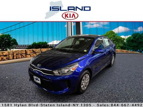 Pre-Owned 2018 Kia Rio S Front Wheel Drive Sedan