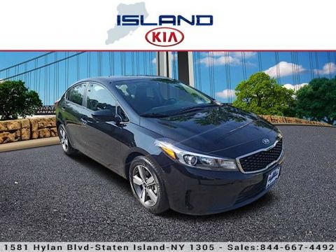 Pre-Owned 2018 Kia Forte S Front Wheel Drive Sedan