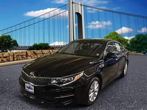 Pre-Owned 2018 Kia Optima EX Front Wheel Drive Sedan