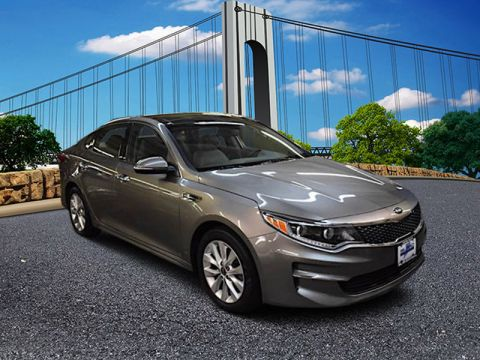 Pre-Owned 2016 Kia Optima EX Front Wheel Drive Sedan