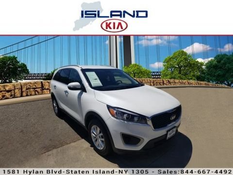 Pre-Owned 2017 Kia Sorento LX V6 All Wheel Drive SUV