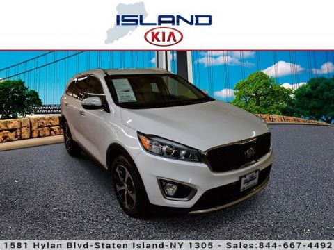 Pre-Owned 2016 Kia Sorento EX All Wheel Drive SUV