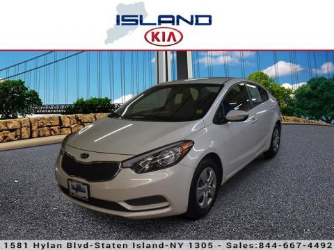 Pre-Owned 2016 Kia Forte LX Front Wheel Drive Sedan