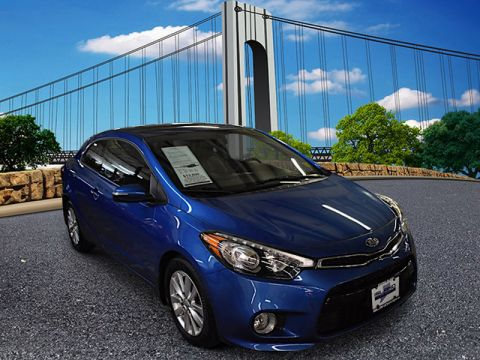 Pre-Owned 2015 Kia Forte Koup EX Front Wheel Drive Coupe