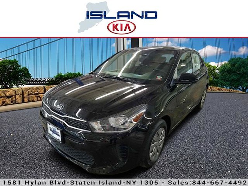 Pre-Owned 2019 Kia Rio 5-Door S