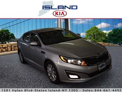 Pre-Owned 2015 Kia Optima LX Front Wheel Drive Sedan