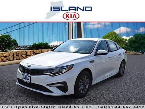 Pre-Owned 2019 Kia Optima LX Front Wheel Drive Sedan