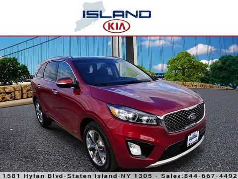 Pre-Owned 2018 Kia Sorento SX V6 All Wheel Drive SUV