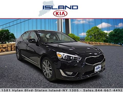 Pre-Owned 2015 Kia Cadenza Premium Front Wheel Drive Sedan
