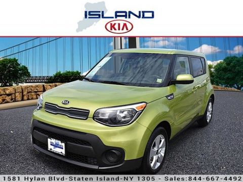 Pre-Owned 2019 Kia Soul Base Front Wheel Drive Hatchback