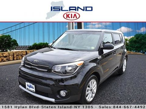 Pre-Owned 2019 Kia Soul + Front Wheel Drive Hatchback
