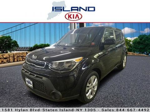 Pre-Owned 2015 Kia Soul + Front Wheel Drive Hatchback