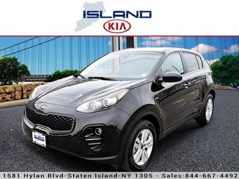 Pre-Owned 2019 Kia Sportage LX All Wheel Drive SUV