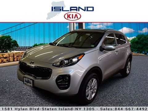 Pre-Owned 2018 Kia Sportage LX All Wheel Drive SUV