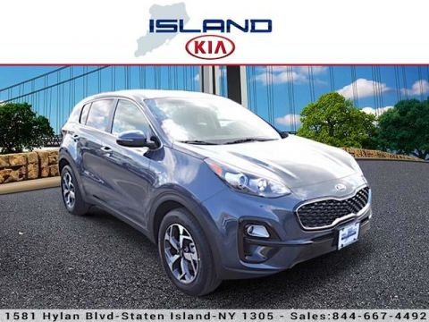 Pre-Owned 2020 Kia Sportage LX All Wheel Drive SUV